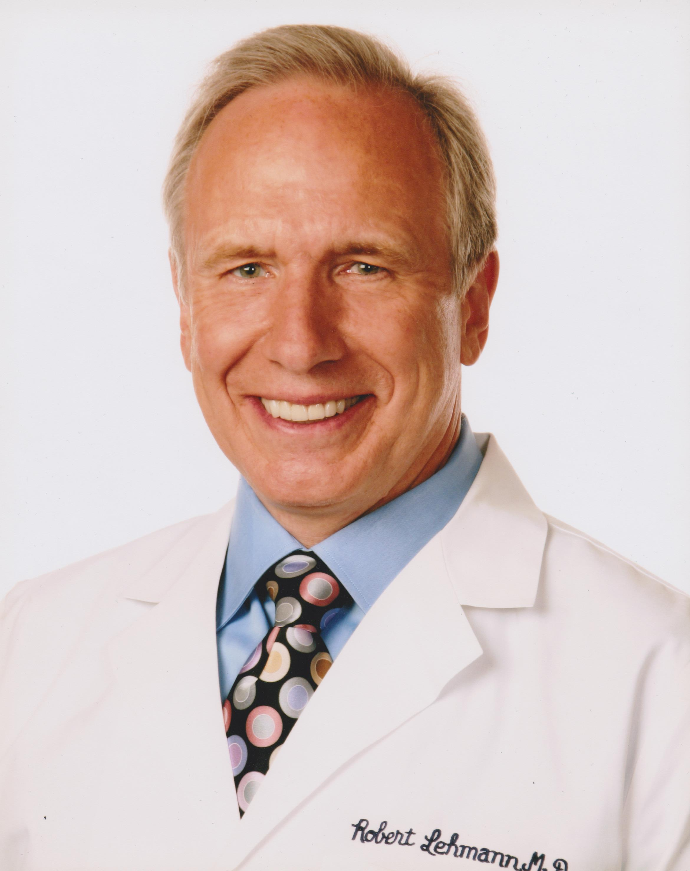 Dr. Robert Lehmann, Lehmann Eye Center